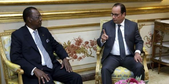 Tchad : Idriss Déby Itno hospitalisé à Paris