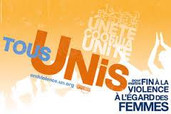 """Campagne """"Orangez le Monde"""" pour l'élimination de la violence à l'égard des femmes et des filles, jusqu'au 10 décembre"""