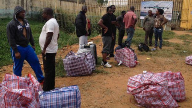 500 Nigérians expulsés du Royaume-Uni