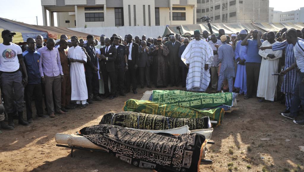 Mali: hommage aux employés de l'hôtel tués dans l'attaque de Bamako