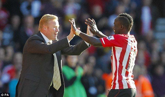 Koeman flatté d'entendre des clubs si prestigieux s'intéresser à Sadio Mané
