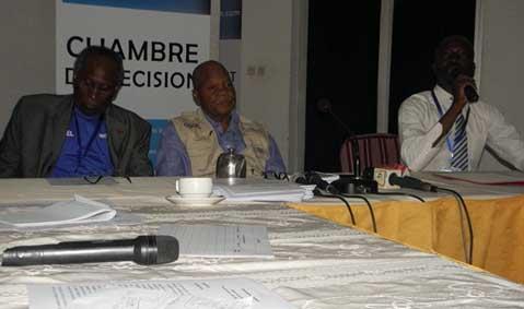 Elections du 29 novembre: Satisfaite de la campagne électorale, la CODEL est fin prête pour l'observation
