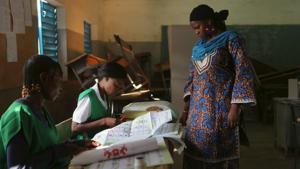Burkina Faso: premières tendances après une présidentielle historique