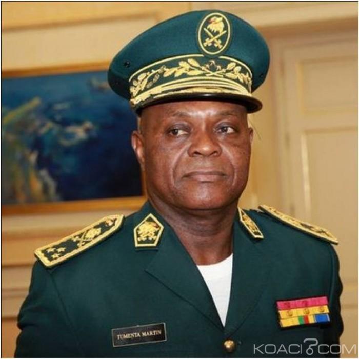 Cameroun: La Minusca confirme la mort du général de brigade Martin Tumenta Chumo