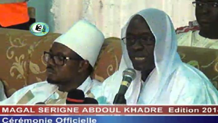 Spécial Magal2015 : Les journalistes,  acteurs clés pour  la paix et  la concorde entre les musulmans