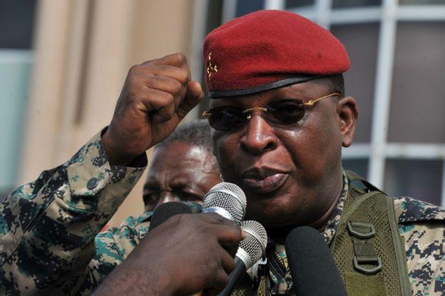 USA : Sékouba Konaté arrêté pour fraude