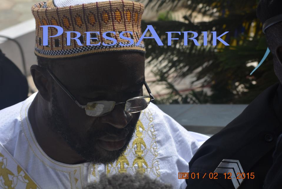 Spécial Magal 2015-Moustapha Cissé Lo : «Je ne compte pas faire ce qui  va à l'encontre des désirs du Khalife »