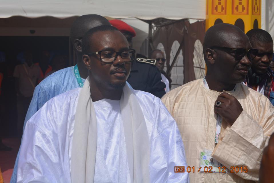 Spécial Magal Touba : Images de la cérémonie officielle