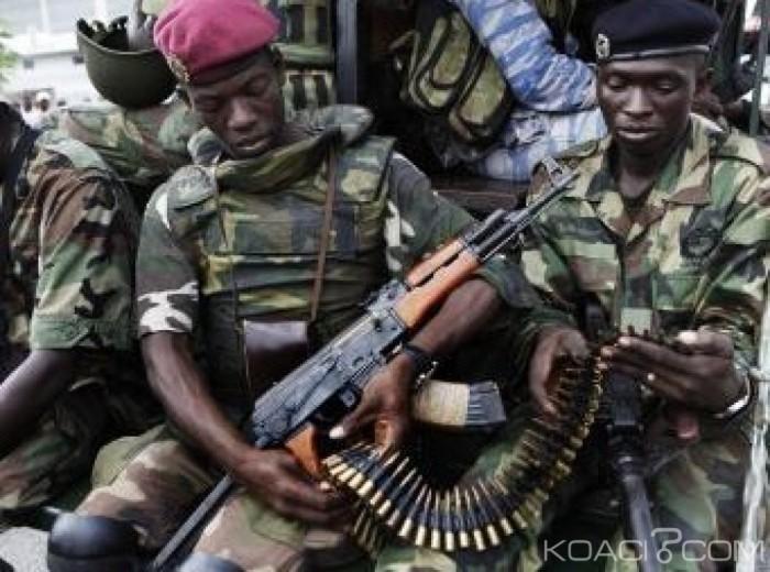 Côte d'Ivoire: Attaque de Tabou par les assaillants, 7 FRCI tués