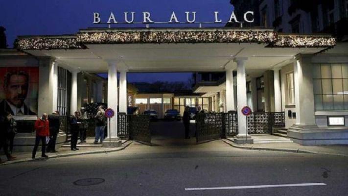 2 vice-présidents de la FIFA, paraguayen et hondurien, arrêtés à Zurich ce matin