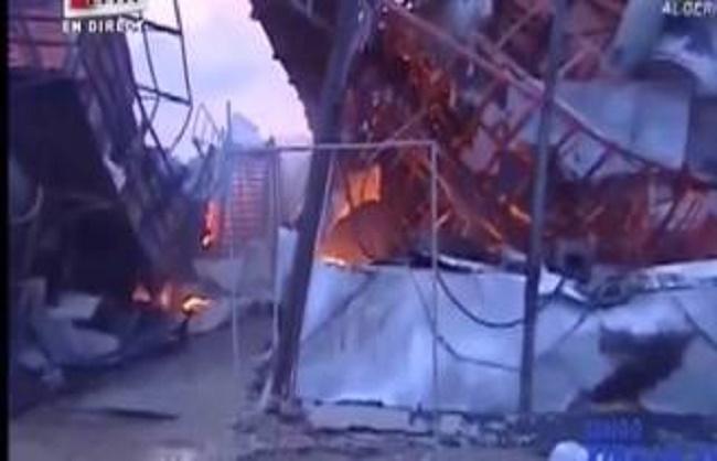 Incendie en Algérie: 3 Sénégalais portés disparus