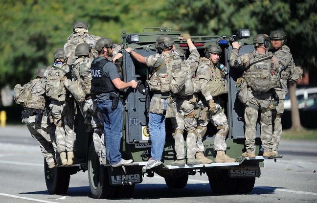 Etats-Unis: les deux auteurs présumés de la fusillade meurtrière de San Bernardino, en Californie, identifiés par la police