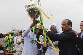 Le président mauritanien arrête un match à la 65e minute