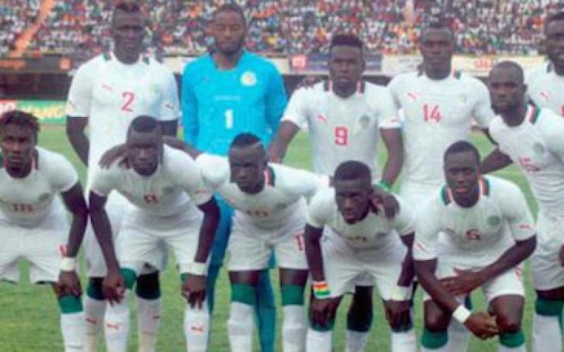 """Classement FIFA: les """"Lions"""" reculent de 5 places (mis à jour)"""