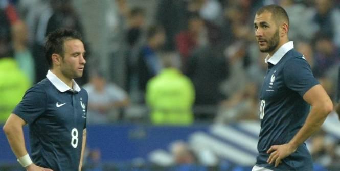 Karim Benzema rejouera-t-il un jour avec les Bleus et Mathieu Valbuena ?