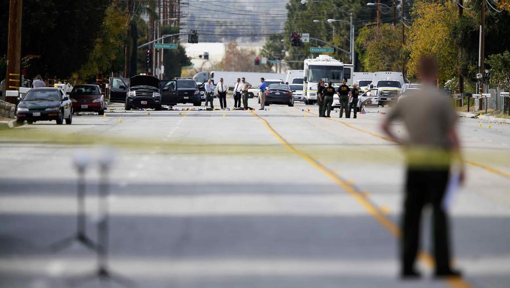 Tuerie en Californie: un important arsenal retrouvé chez les suspects