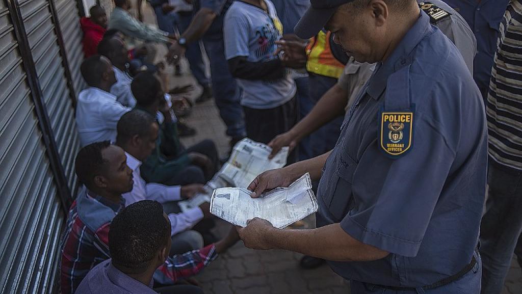Corruption en Afrique: des chiffres en hausse dans le rapport Transparency