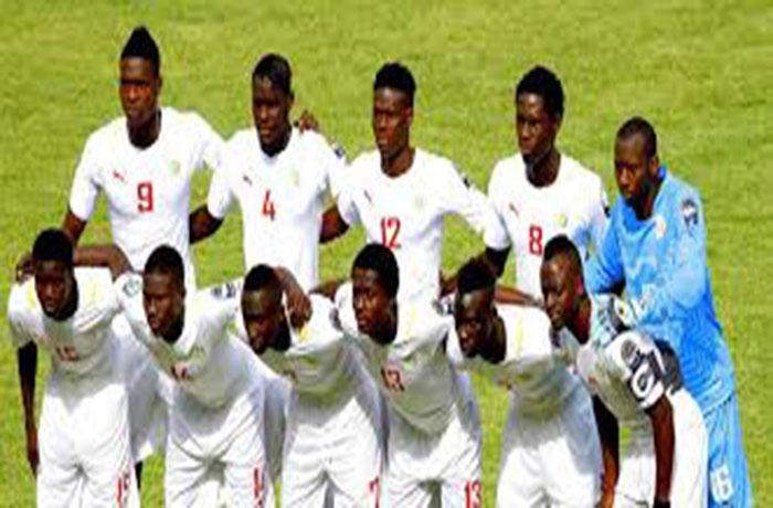 """CAN U23 Sénégal 2015: qualifiés, les """"Lionceaux"""" préparent leur 1/2 face à la Zambie"""