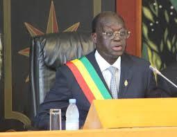 38e Conférence de la 67e Session du Comité Exécutif de l'UPA, Moustapha Niasse en Guinée Bissau