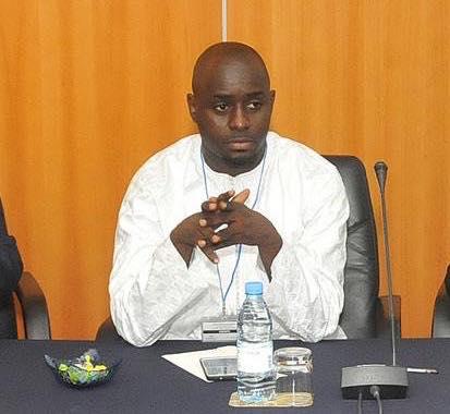 L'abondance du verbe ne peut masquer le défaut de résultats, (Thierno Bocoum)