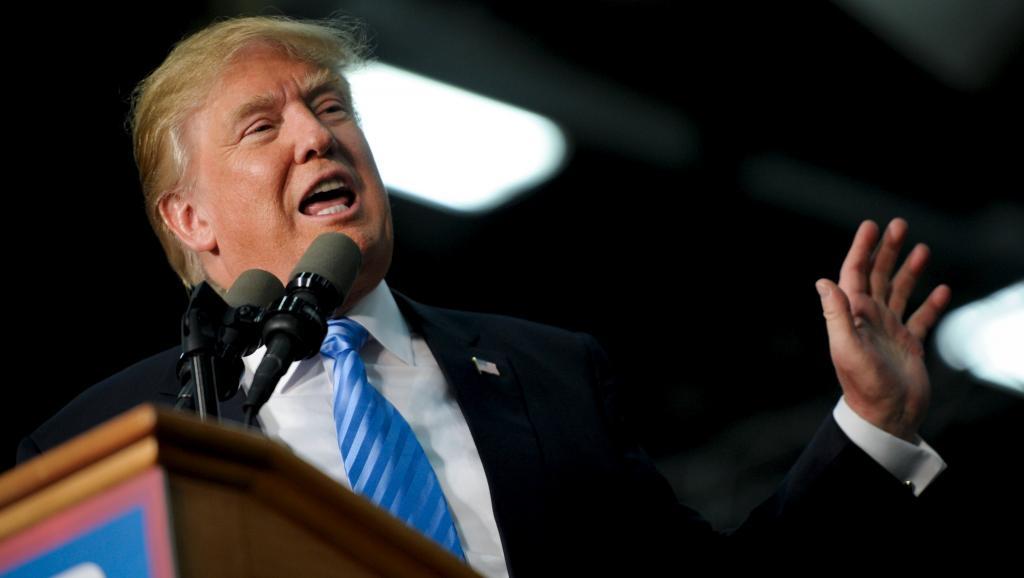 Etats-Unis: Trump provoque un tollé après ses propos anti-musulmans