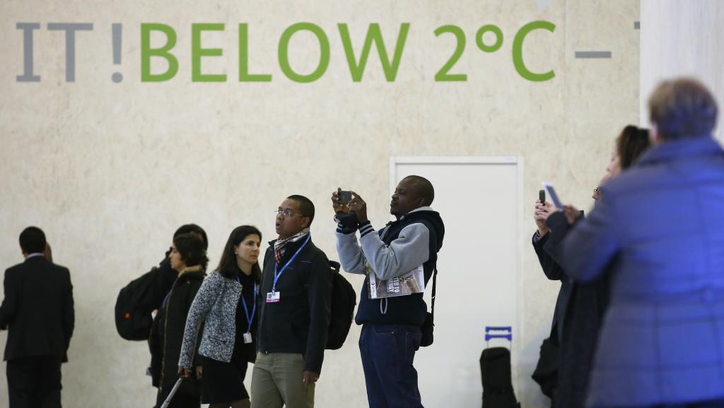 COP 21: l'Afrique craint un réchauffement climatique de trois degrés