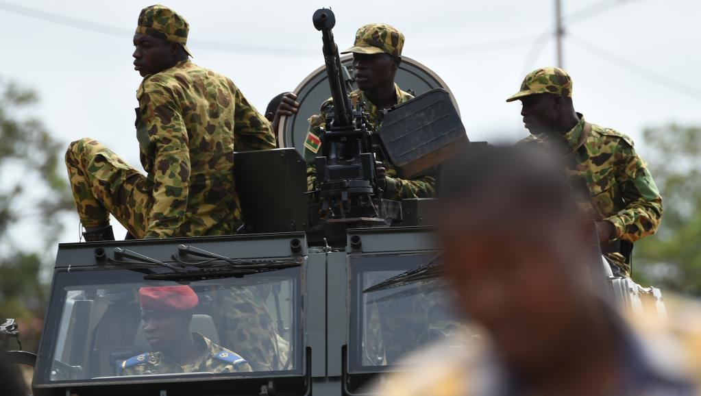 Burkina: une nouvelle unité pour assurer la sécurité du président