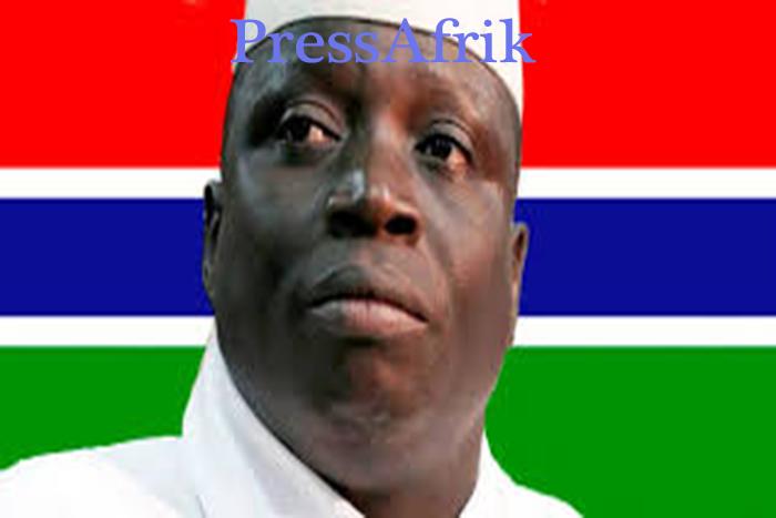 Dernière minute : Yayah Jammeh va mettre en place la République islamique de Gambie