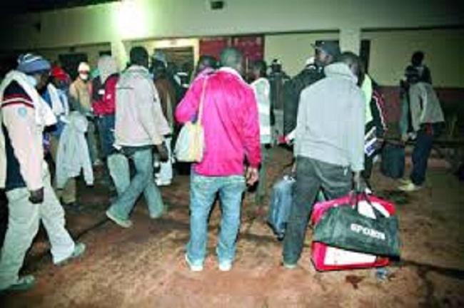 Libye: 507 Sénégalais attendent d'être rapatriés