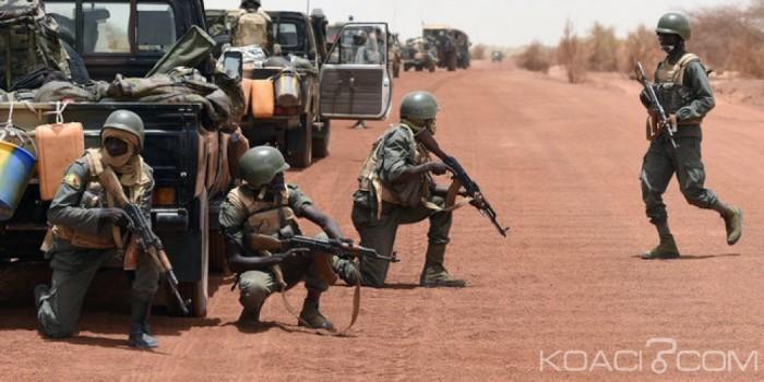 Mali: Attaque d'un poste militaire à Niono, un soldat blessé et deux portés disparus