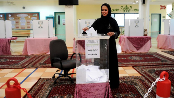 Au moins 14 femmes élues pour la première fois en Arabie saoudite