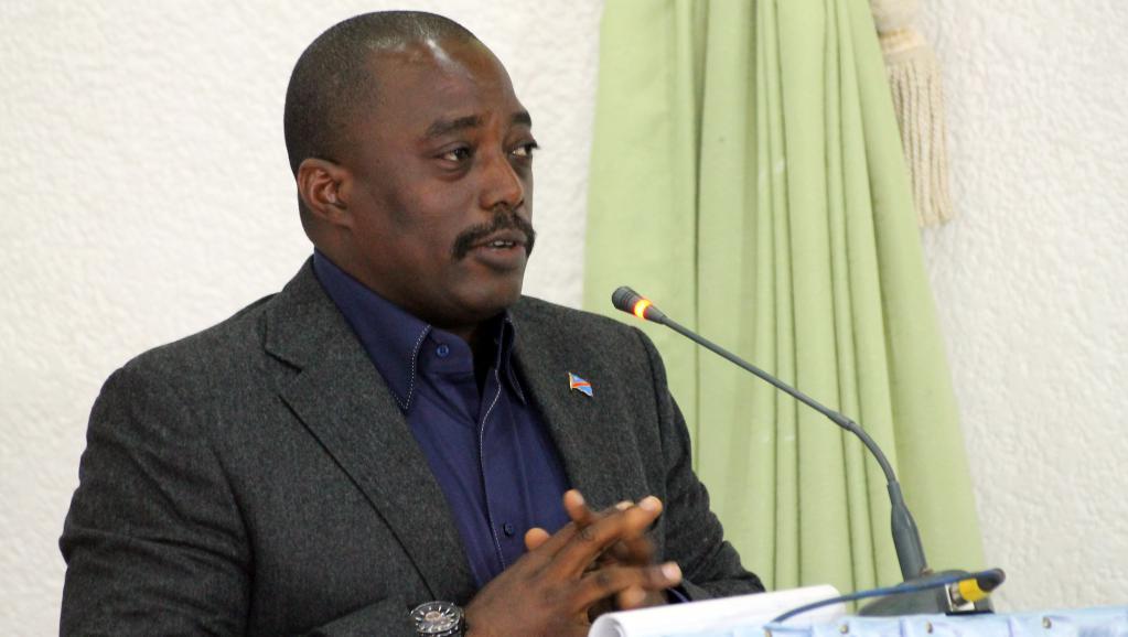 RDC: discours offensif du président Kabila devant le Congrès