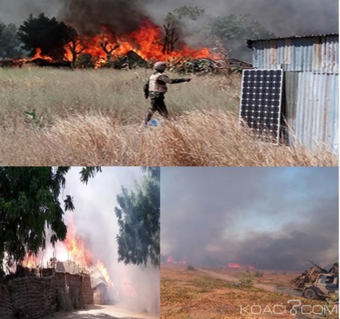 Nigeria: L'armée détruit quatre camps de Boko Haram dans la forêt de Sambisa