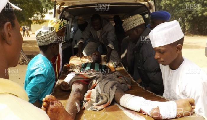 Nigeria: Trois villages attaqués et incendiés par Boko Haram , au moins 30 morts