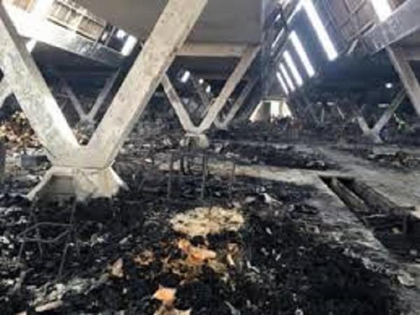 Foire - Incendie du pavillon vert: arrestation de 2 exposantes maliennes