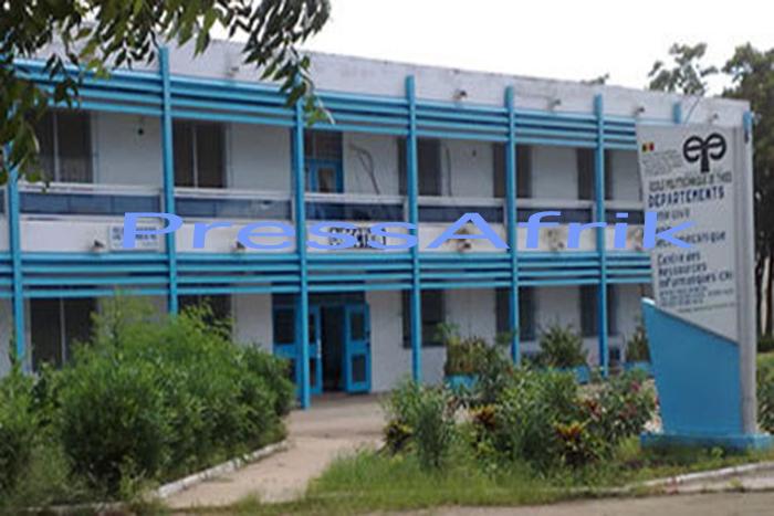 Vive tension au lycée Polytechnique de Thiès: la Direction ferme l'établissement jusqu'à nouvel ordre