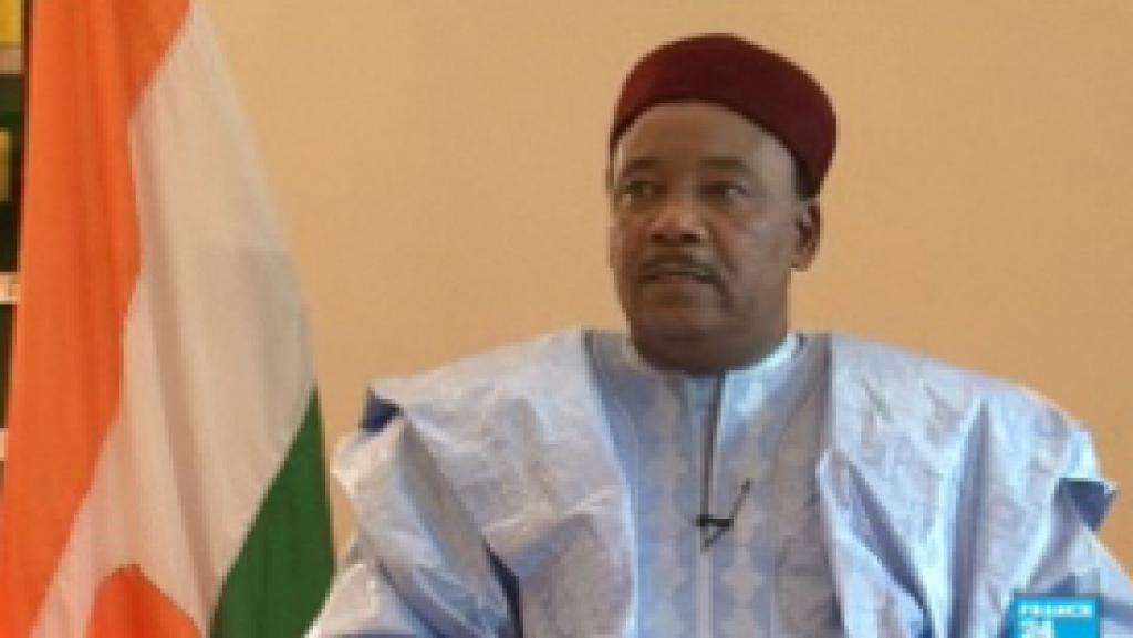 Niger: le président Issoufou annonce qu'un coup d'Etat a été déjoué