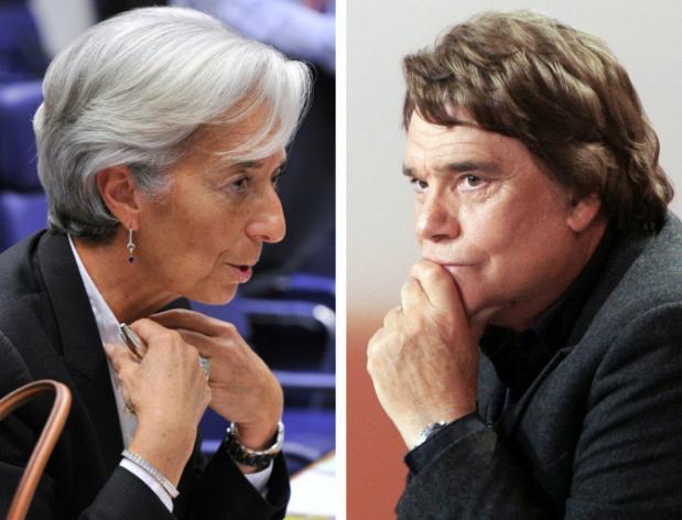 Arbitrage Tapie: Christine Lagarde renvoyée en procès, le FMI lui garde sa confiance