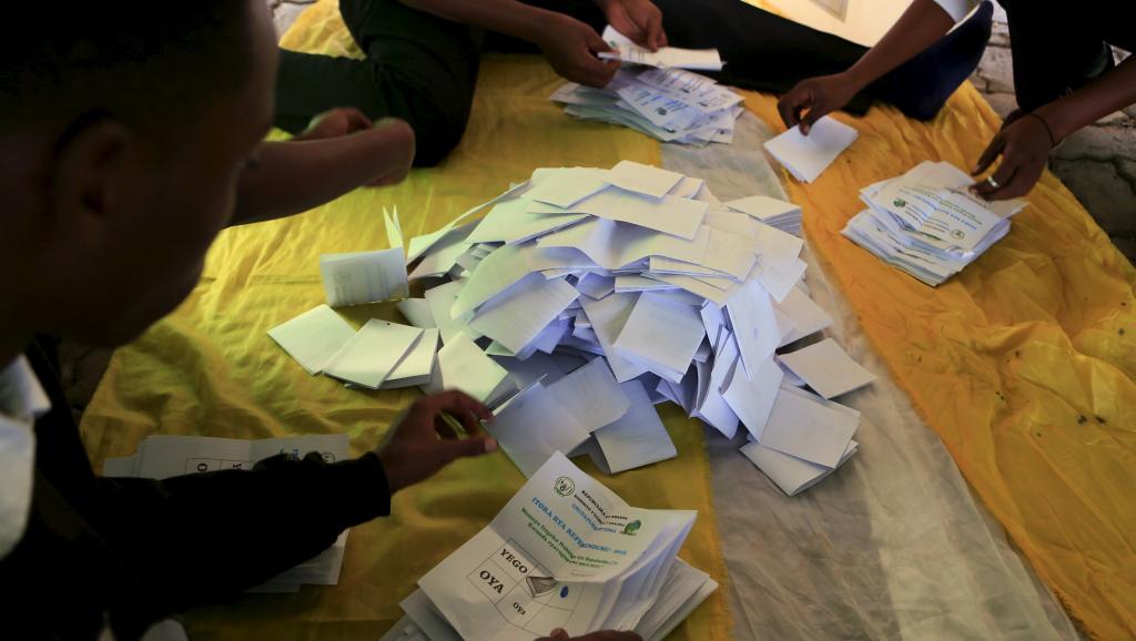 Rwanda: vers une victoire écrasante du «oui» au référendum