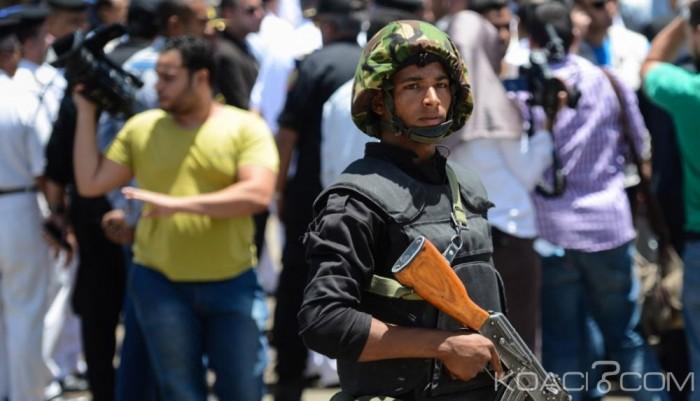 Egypte : Neuf condamnés à vie pour un attentat manqué contre des touristes