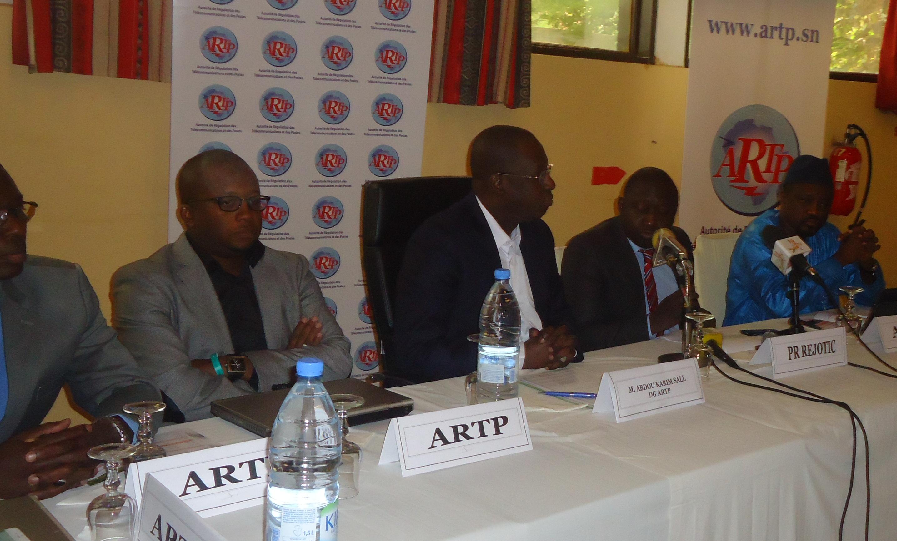 Gestion et planification des fréquences au Sénégal: Abdoulaye Ndiaye décortique les questions techniques de l'Artp