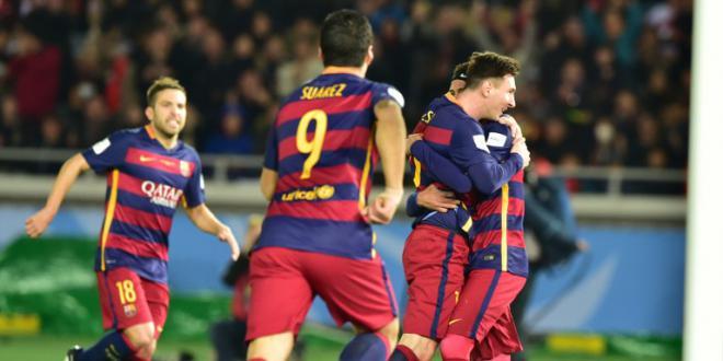 Triplé historique pour le Barça