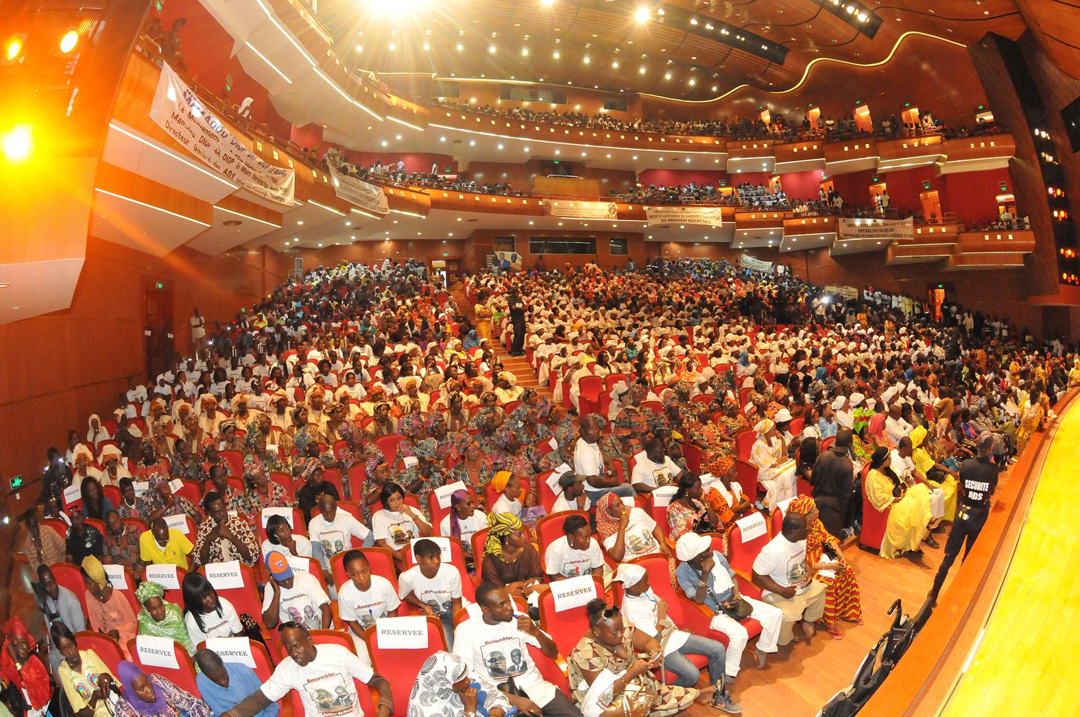 Macky Sall, une synthèse de valeurs selon Papa Maël Diop