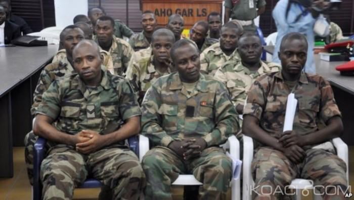 Nigeria : Peines de mort commuées en prison pour 66 soldats mutins