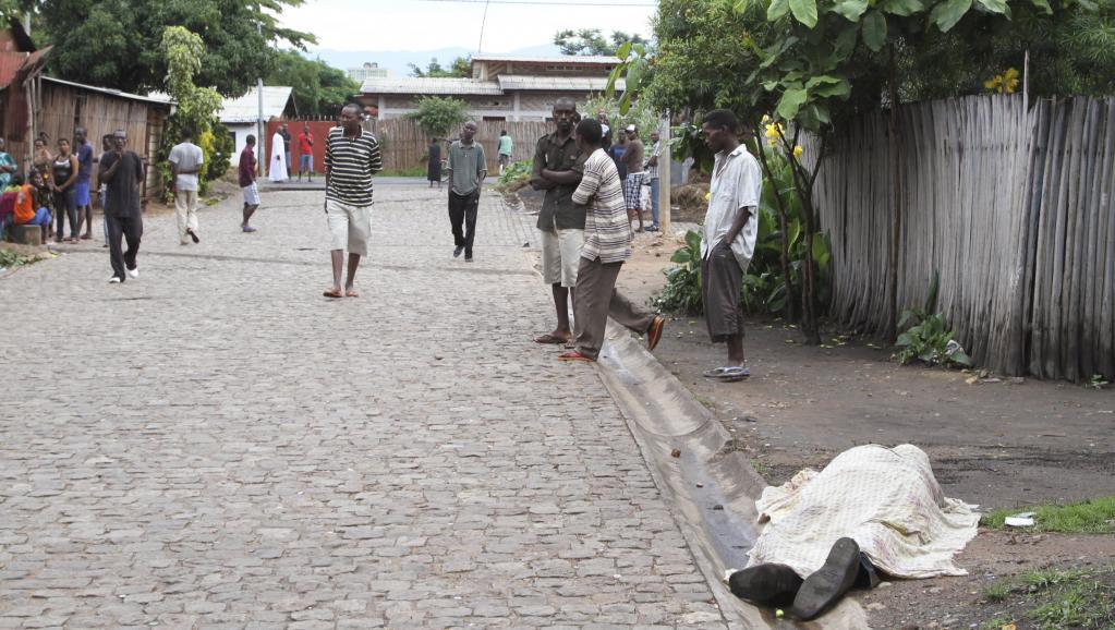 Mission de l'UA au Burundi: «le pays est à 98% paisible»