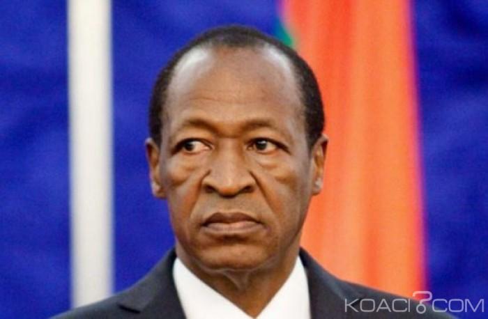 Burkina Faso - Affaire Sankara: Blaise Compaoré visé par un mandat d'arrêt international