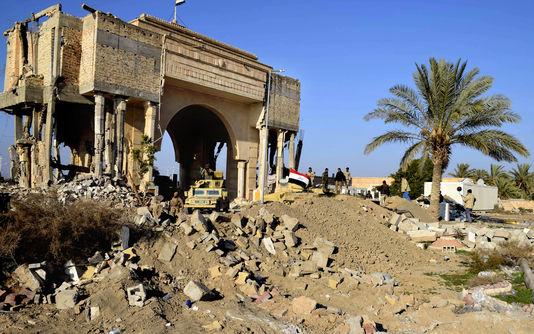 Les forces irakiennes progressent dans la reprise de Ramadi