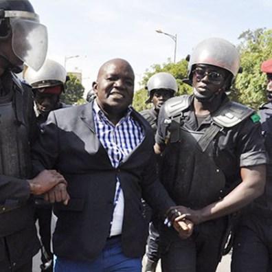 """Arrestation d'Oumar Sarr: les jeunes libéraux appellent à la résistance face au pouvoir """"oppresseur"""""""