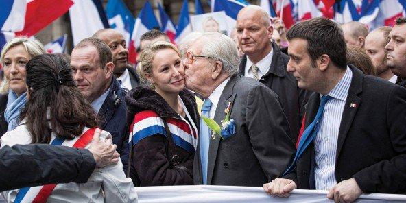 France : chez les Le Pen, c'est Marion contre Marine