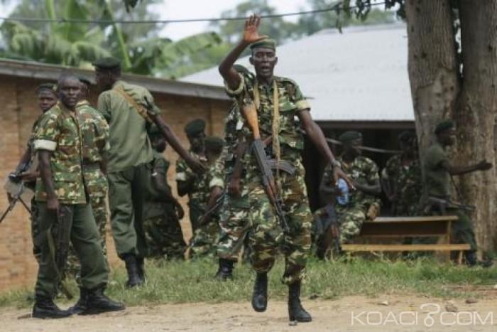 Burundi: Un ancien officier annonce la naissance d'une rébellion pour chasser Nkurunziza